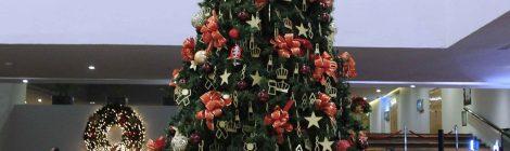 """Presidente InterContinental México City realizó encendido de árbol navideño y la inauguración de Exposición """"Extraordinarios Artistas Mexicanos"""""""