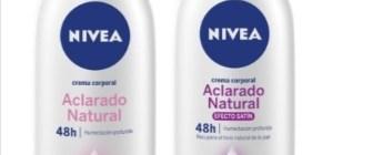Recupera el tono natural de tu piel con NIVEA
