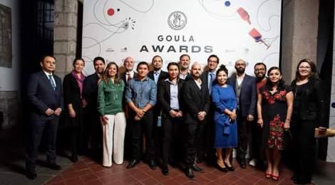 En su primera edición Goula Awards reconoció y premió las buenas prácticas de negocio dentro de la industria de alimentos y bebidas en México