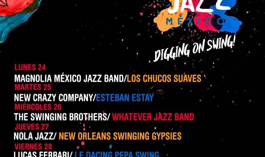 Festival Internacional De Hot Jazz México
