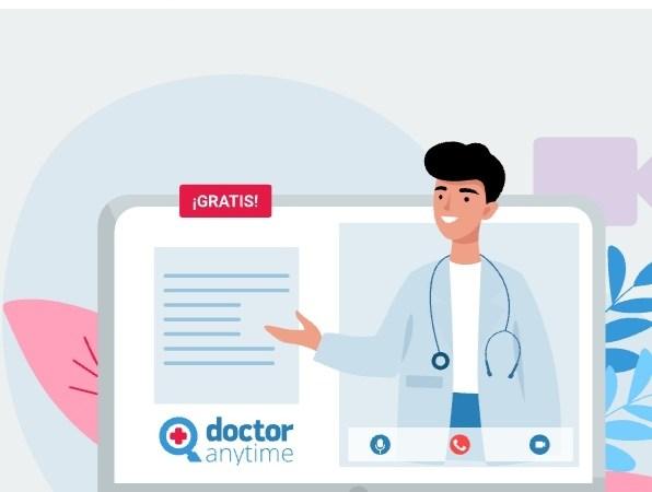 Doctoranytime lanza campaña de vídeo-consulta sin costo para todos los mexicanos