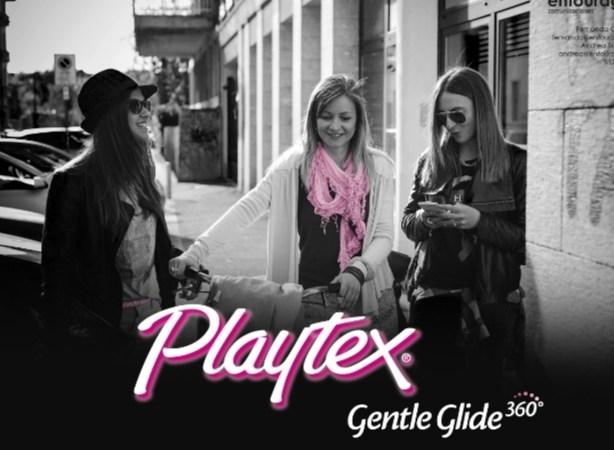 Disfruta con Playtex de tus actividades favoritas sin preocupación