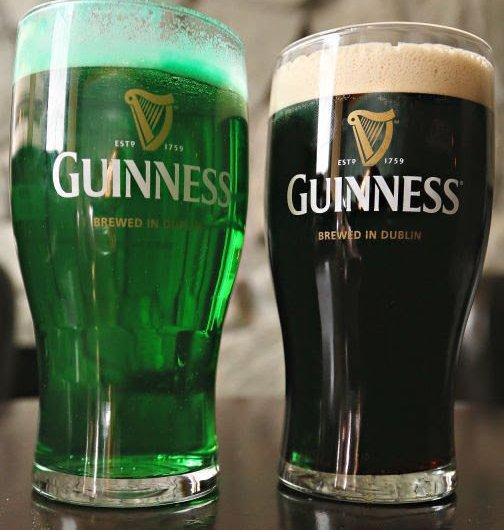 Guinness invita a los mexicanos a darle al mal tiempo buena cara en St. Patricks Day