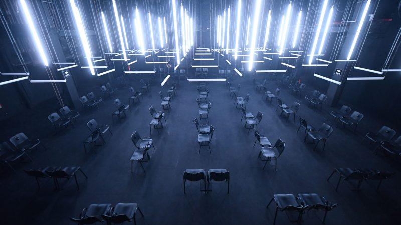 «Blindness» la primera instalación teatral inmersiva diseñada con distancia social