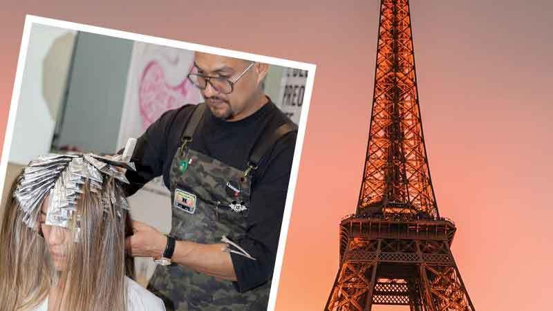 """L'Oréal apoya el talento mexicano e incentiva el regreso a los salones con la campaña """"Tu color te lleva a París"""""""