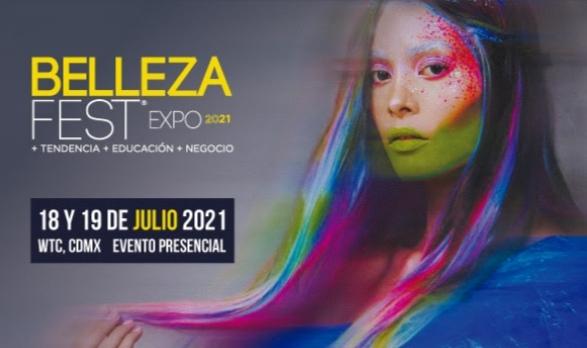 ¡Esta semana inicia Belleza Fest! El gran reencuentro de la industria de la belleza