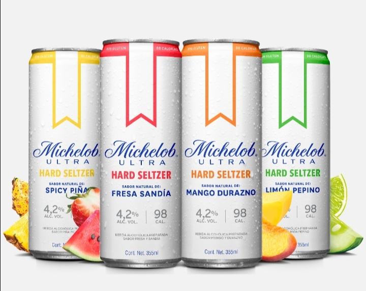 Conoce Michelob Ultra Hard Seltzer, la bebida refrescante, divertida y ligera que tienes que probar este verano