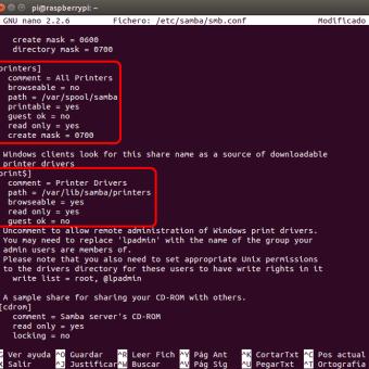 Optimizar SAMBA : preparando un NAS o servidor casero y 4