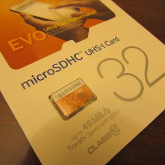samsung micro sd 32gb