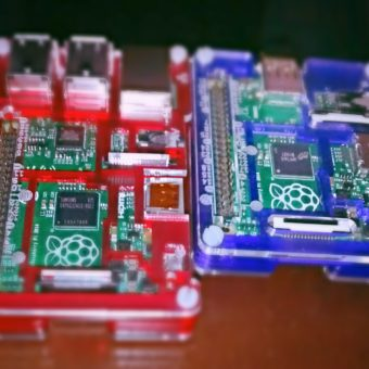 Raspberry Pi B+ Pibow Coupé vs Raspberry Pi A+ Pibow Coupé