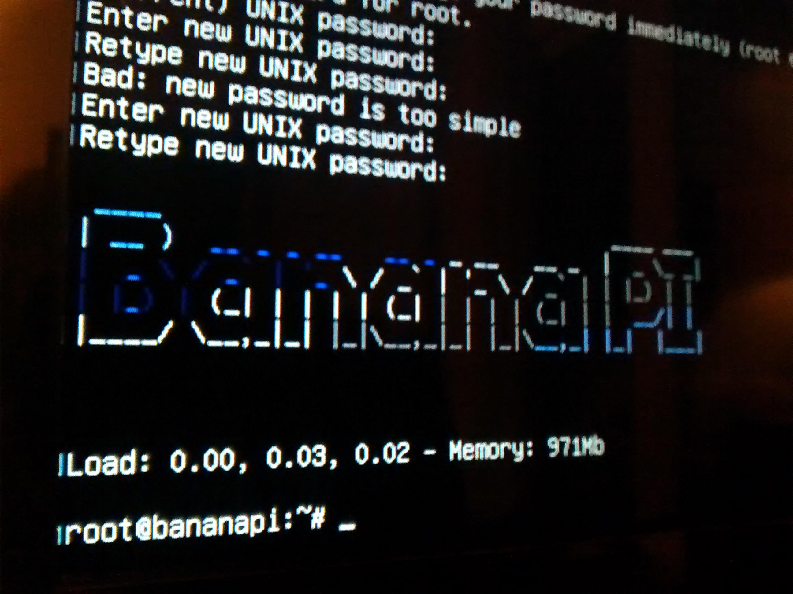 ARMbian otro sistema operativo para BananaPRO