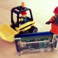 raspberry pi zero lego