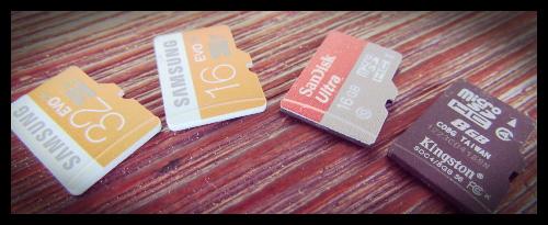 Mejores microSD para Raspberry Pi