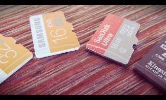 Mejores microSD para Raspberry Pi 2016