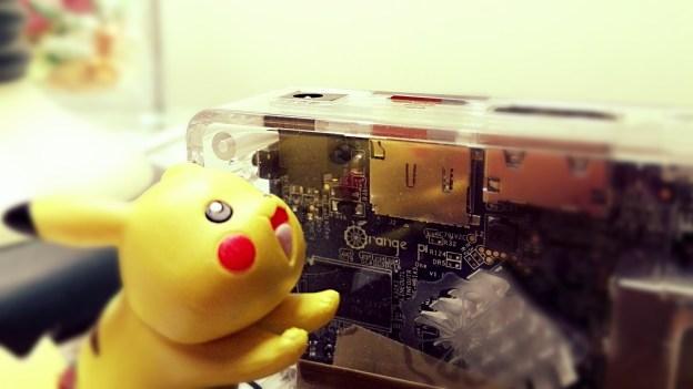 orange-pi-one-pikachu