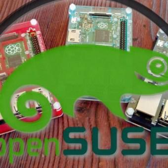 Comparativa y primeros pasos con openSUSE en Raspberry Pi