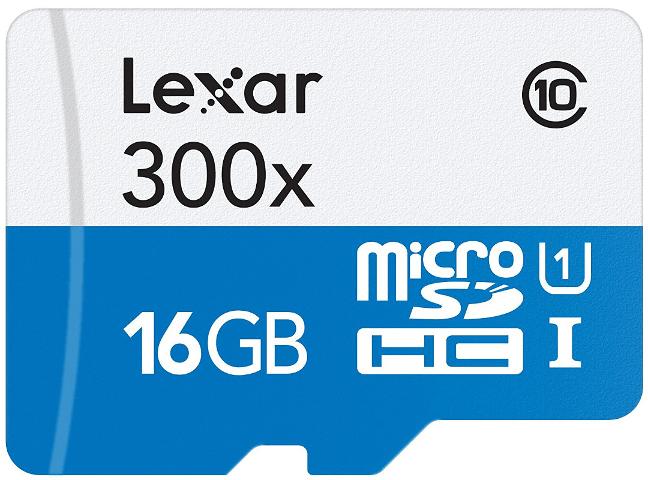 mejor microSD-16GB-Lexar-300x