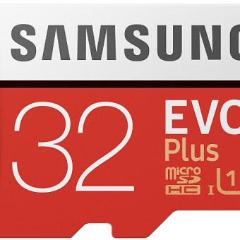 mejor microSD microSD-32GB-Samsung-EVO-Plus