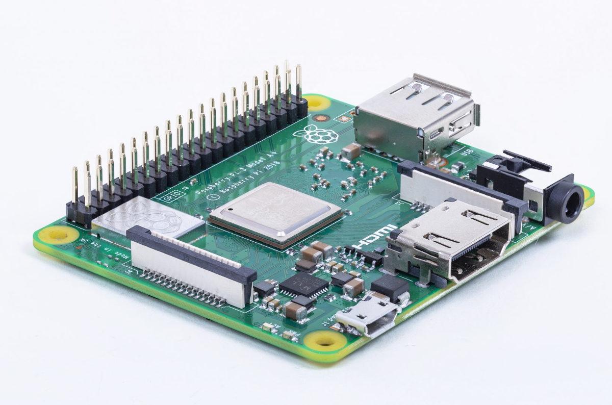 Nueva Raspberry Pi 3A+