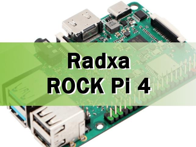 Rivales Raspberry Pi: ROCK Pi 4