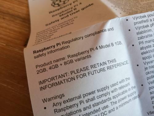 raspberry-pi-4 manual
