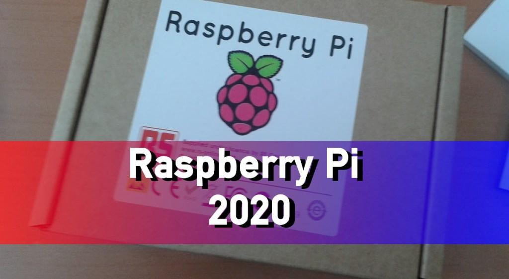 raspberry pi 2020