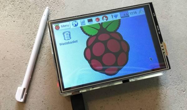 Raspberry PI TFT/LCD scherm installeren