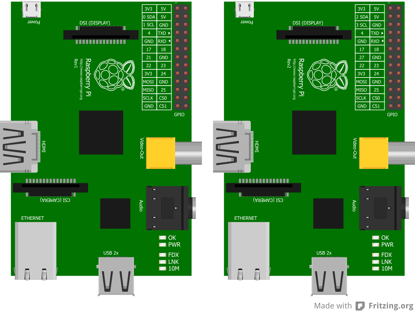 raspberry pi 3 model b wiring diagram 1954 mg tf 35 images new graphics and models for fritzing raspi tv
