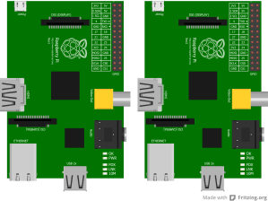 New Raspberry Pi graphics and models for Fritzing – RasPiTV
