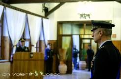 il Ten. Col Francesco Italo Arno. ph. Valentina Cosco