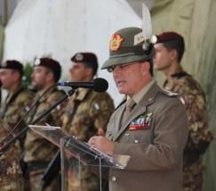 Generale di Corpo D'Armata Primicerj folgore 21