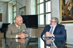 incontro con il Governatore della Puglia
