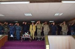 Graduation 19 Carabinieri Course I.F.P 091