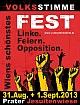 Volksstimmefest 2013