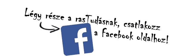 csatlakozz Facebookon a rasta.hu-huz