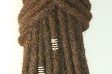 raszta haj horgolás