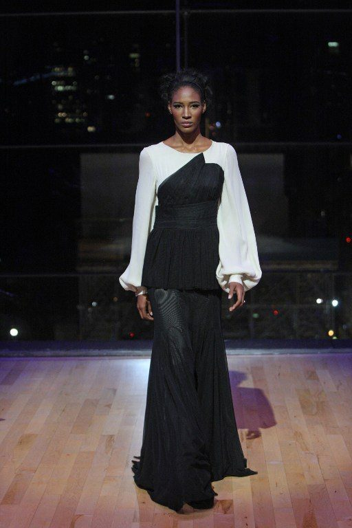 Harlem's Fashion Row 5th Anniversary - Runway - Spring 2013 Mercedes-Benz Fashion Week