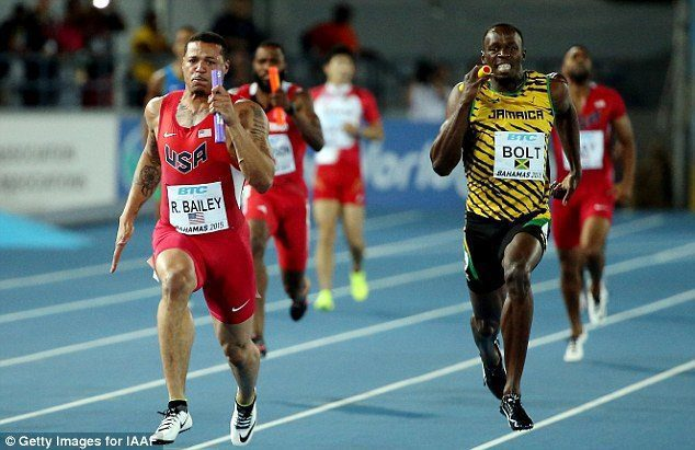 Photo Credit: Getty Images for IAAF