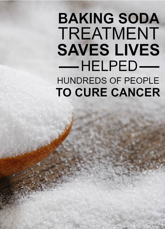baking soda cancer treatment2