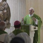Papa Franjo: Nada je konkretna, ona je iščekivanje susreta s Isusom