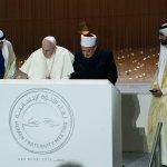 Papa Franjo u Abu Dhabiju: Neka religije budu čuvari bratstva