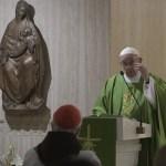 Papa: Potrebno je ponizno i krotko otvarati srca drugih