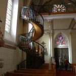 Čudesne stube:  koje je napravio nepoznat stolar još uvijek nije utvrđen identitet