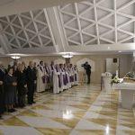 Papa: Nemojte zaboraviti ono što je Gospodin učinio u vašem životu