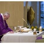 Papa Franjo: Evo kako pravilno postiti i kakav  želi  Gospodin Isus Krist