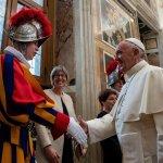Papa Švicarskoj gardi: Budite svjedoci Krista i kulture uskrsnuća