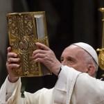 Sadržaj apostolskog pisma 'Aperuit illis' kojim je papa Franjo ustanovio Nedjelju Božje riječi