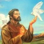 4. listopada sveti Franjo
