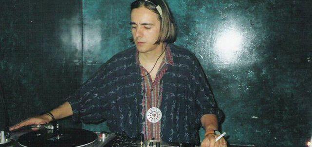 DJ residente-Dj Pedro aka Laurent Garnier a los 20 años