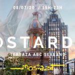 Mostardeo #2 at Terraza ABC Serrano